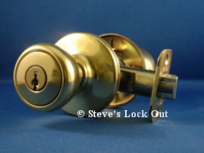 Door Knob Master Key Systems, Steve\'s Lock Out